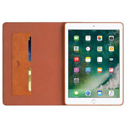 Ultra-thin Leather Smart Dorm Stand Tablet Protective Case for iPad Air1 /Air2 / iPad Pro 9.7 /iPad 9.7 ( 2017 / 2018 )