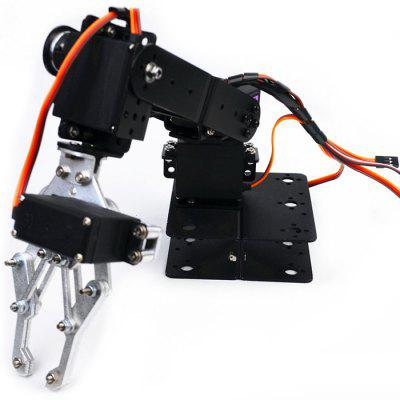 SNAM4000 Robot Claw Arm Kit Double Shaft with MG996 Servo