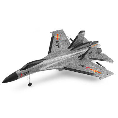 XK A100 - SU27 EPP 340mm Wingspan 2.4G 3CH RC Airplane Fixed Wing Plane Aircraft