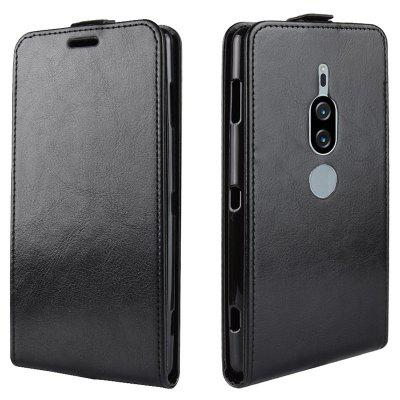 Wallet Protective Phone Cover for Sony XZ2 Premium
