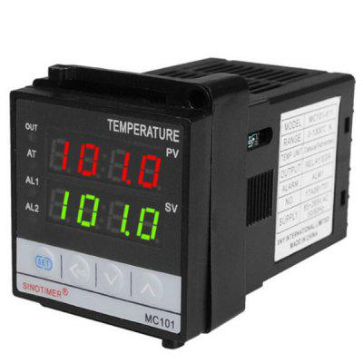 Intelligent PID Temperature Controller with Relay