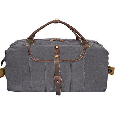 GFAVOR New Retro Canvas Large Capacity Travel Bag