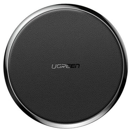UGREEN Qi Standard Fast Wireless Charging Charger - BLACK