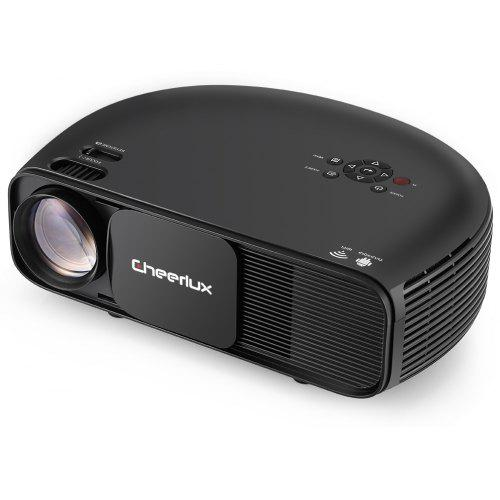 Cheerlux CL760 3000 Lumens LCD Video Projector