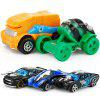 Mini Alloy Racing Car Kids Toy 10PCS - MULTICOLOR-A