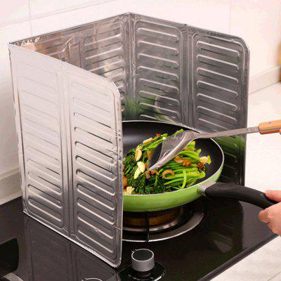 Creative Kitchen Supplies Cooking Insulation Anti-splash Hot Baffle Oil Plate