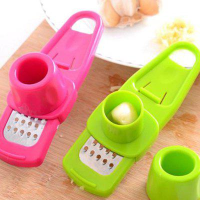 Multifunctional Kitchen Simmering Garlic Presser