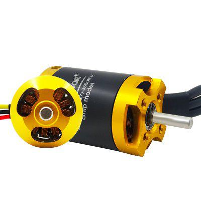 QC2827-3500KV Ship Model Special Brushless Motor Waterproof High Temperature Resistant 60cm Ship Model Applicable