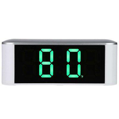 TS - S25 - WG Touch LED Electronic Alarm Clock with Back Light