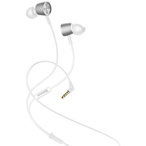 Baseus Encok H07 3 5mm Wired Earphone Universal In Ear Earbuds