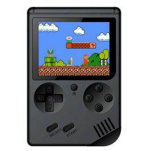 Gearbest Retro Mini FC Nostalgic Children's Game Tetris Handheld Game Console PSP Handheld Built-in 168 Classic Game Support Video Output