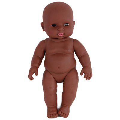 KDD30 12 inch Full Body Silicone Reborn Doll Simulation Doll Baby Shower Children's Toys