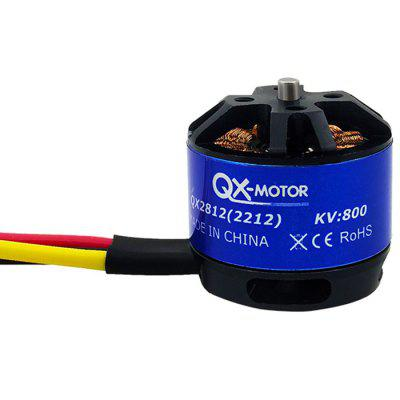 QX-MOTOR QX2812(2212) - 980KV CW Brushless Motor Fixed Wing Multi-axis Dual-use Multi-function Waterproof Motor