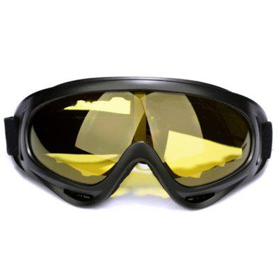 Outdoor Goggles Cycling Motorcycle Sports Goggles Sand-proof Fan Tactical Equipment Ski Goggle