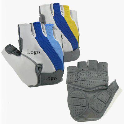 13 - FZ2770 Half Finger Riding Gloves with Silicone Gel Bicycle Gloves Mountain Bike Supplies XL