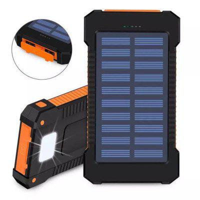 F5 Solar Charger Mobile Phone Power Bank