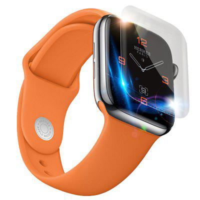 Filme macio à prova de explosões 3 Pcs para Apple Watch 4 40mm