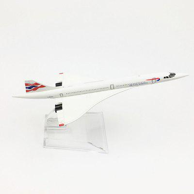 1:400 Aircraft Model Decoration