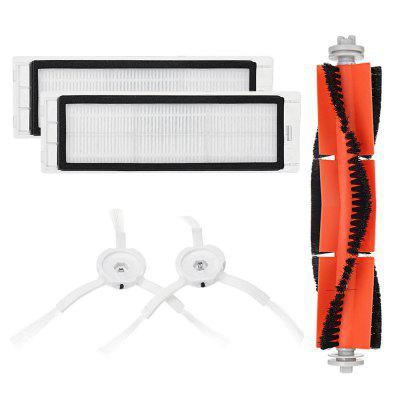 Xiaomi Mi Sweeping Robotaccessoires Set Sweeper Filter hoofdborstels
