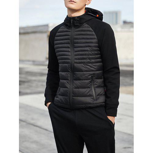 Men's Stitching Sports Cotton Suit from Xiaomi youpin
