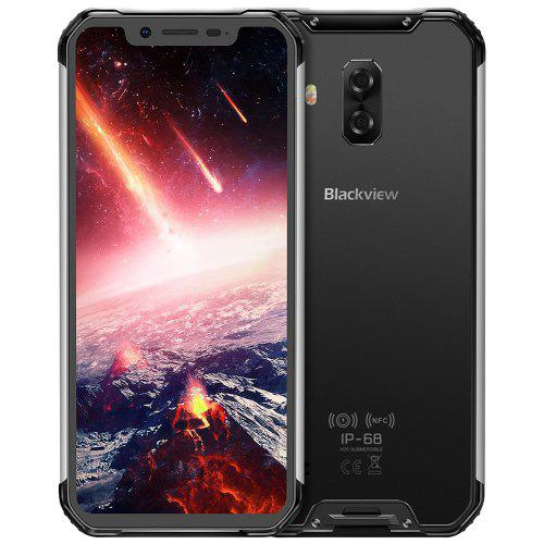 gearbest Blackview BV9600 pro Helio P60 2.0GHz 8コア BLACK(ブラック)