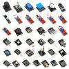 37 in One Commonly Used Sensor Kits for ARDUINO 37 - BLACK