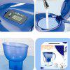 Household Tap Water Purifier Activated Carbon Filter Kettle - OCEAN BLUE