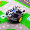 Yahboom DIY STEM Education Smart Robot Car 2-in-1 Toy for Arduino - BLACK