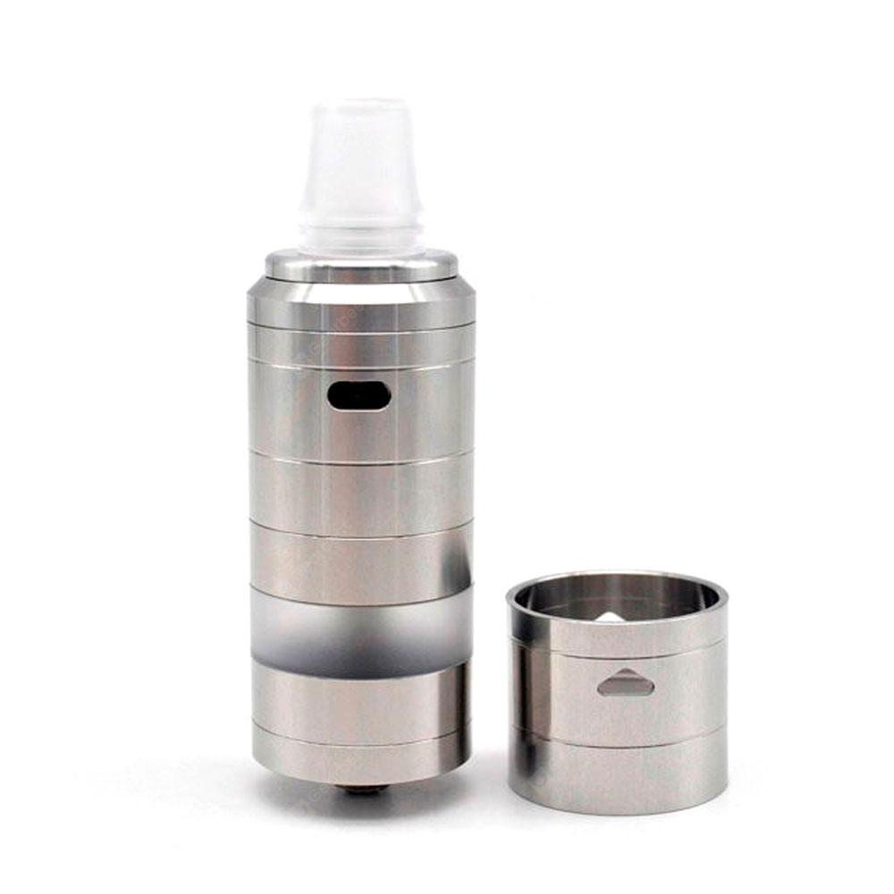 Korina V8M RTA with 11ml Capacity - Silver