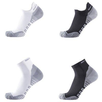 Xiaomi youpin HANDRAGON Moisture Absorbing Antibacterial Light Sports Socks 3 Pairs