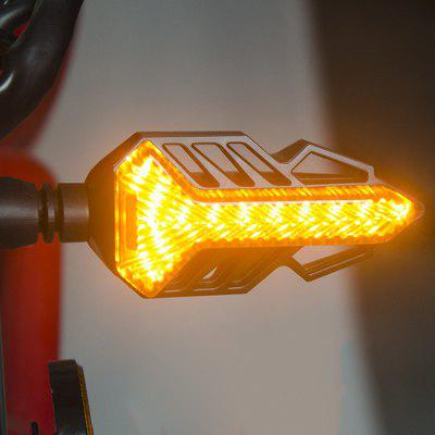High-bright 12V Decorative Motorcycle Modified Lights Running Water