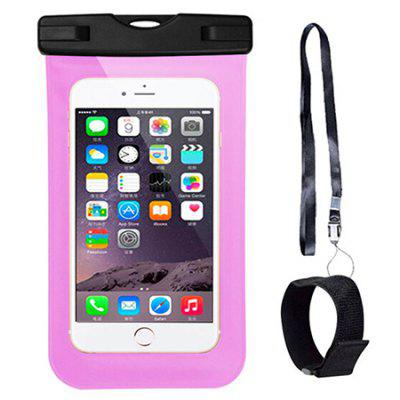 Touch Screen Mobile Phone Waterproof Case Beach Waterproof Mobile Phone Bag For Huawei / Xiaomi / OPPO / VIVO / Apple