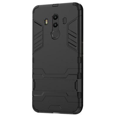 Armour All-in-one met beugel Three-in-one Scrub Shatter-resistant Beschermende Shell mobiele telefooncase voor HUAWEI Mate 10 Pro