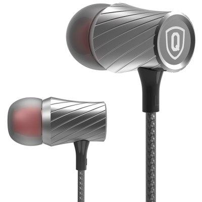 QKZ DM3 Metal Magic Sound Subwoofer Earphone