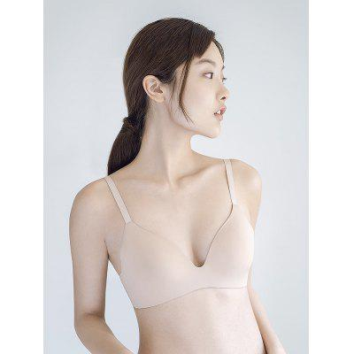 Soft No Steel Ring One-piece Bra from Xiaomi youpin