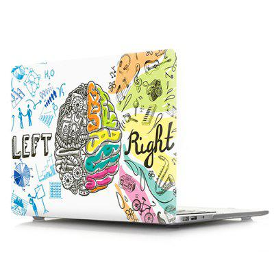 Laptop Case for MacBook Touch 15.4 Smart Left And Right Brain