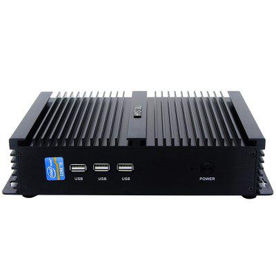 P04 I3 6006U Fanless Mini Pc Image