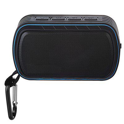 BT806 Outdoor Sports Wireless Speaker Portable Small Audio Seven-level Waterproof Car Bluetooth Audio Private Mode