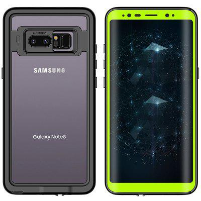 Waterproof Anti-fall Dust-proof Snow Protection Mobile Phone Case for Samsung Note 8