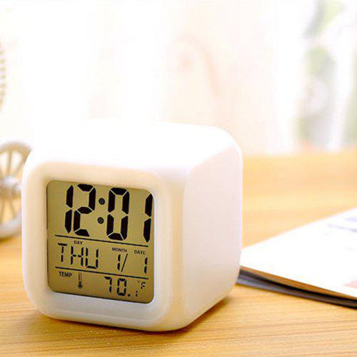 Mood Changing Colorful Alarm Clock