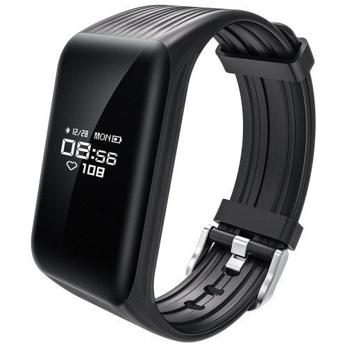 Lerbyee K1 Smart Bracelet Heart Rate Monitor Smartwatch