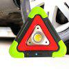 Multi-function Solar Charging Triangle Field Camping Light - GREEN