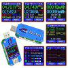 UM25C / UM25 USB 2.0 C Color LCD Tester Voltage And Current Tester - BLUE