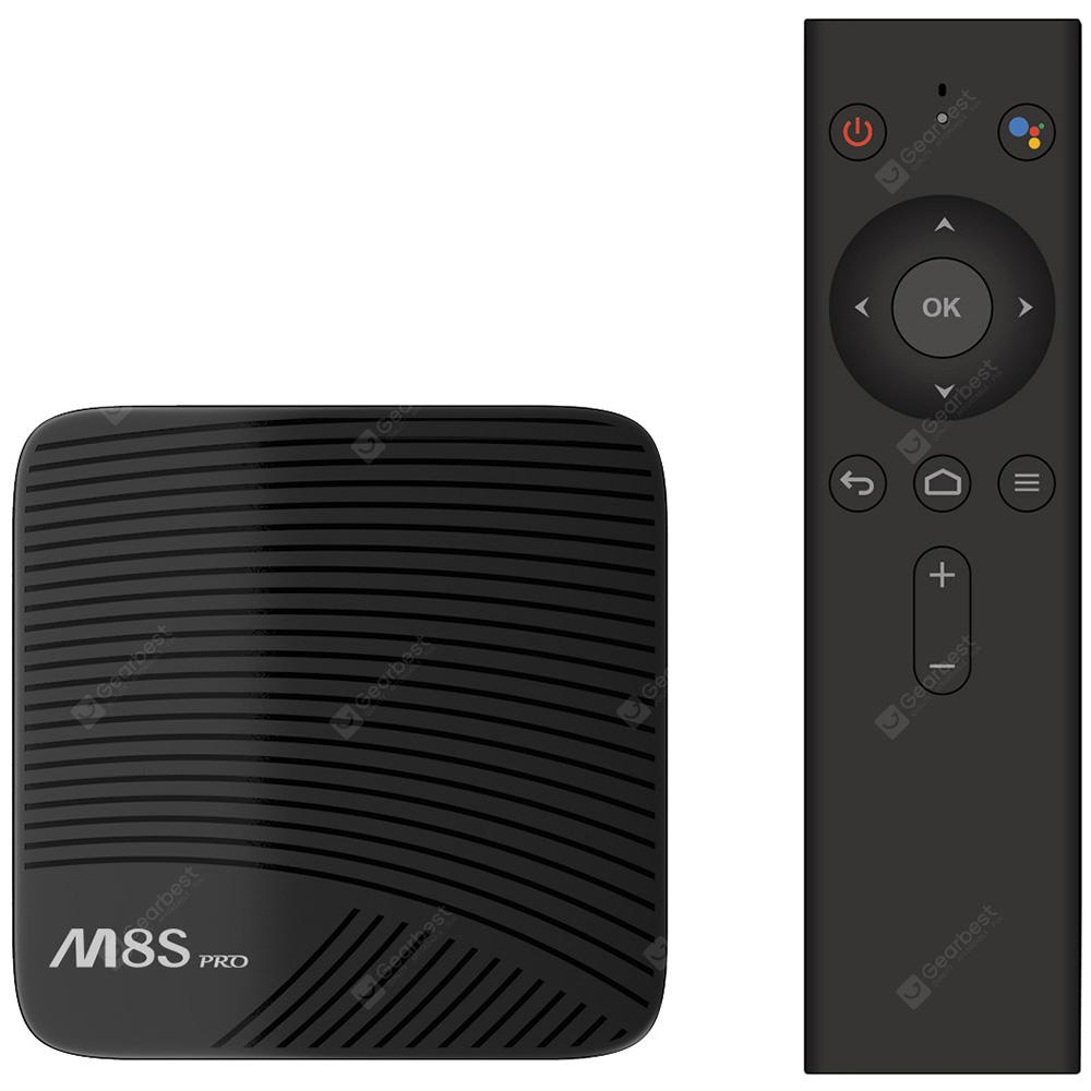 Mecool M8S PRO L 4K TV Box Amlogic S912