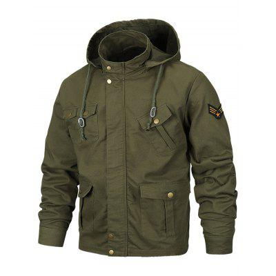 Men's Military Uniform Jacket