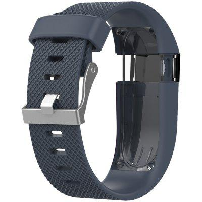 Silicone Smart Bracelet Small Replacement Wrist Strap for Fitbit Charge
