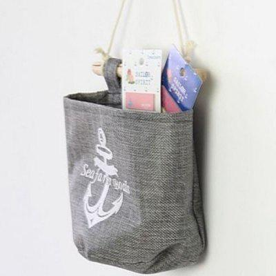 Grocery Gray Wall Hanging
