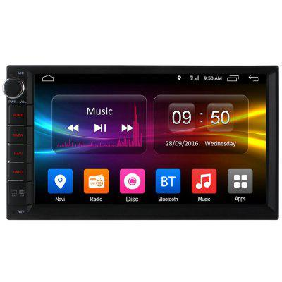 Gocomma 4G LTE 7 inch Touch Screen Car Navigation with DVR