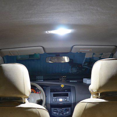 Car Double Point Tube Reading Light