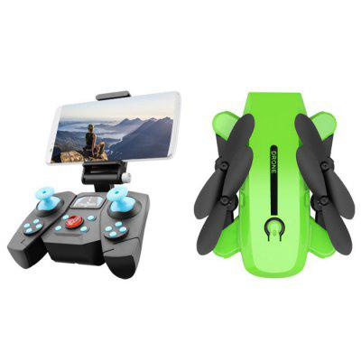 Foldable Mini 5MP WiFi FPV Selfie RC Drone Altitude Hold Quadcopter
